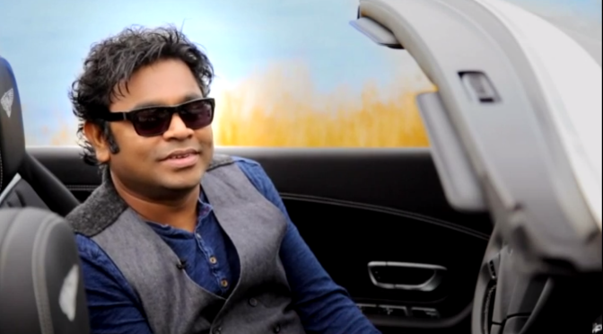 Jai Ho, un filme sobre A.R.Rahman