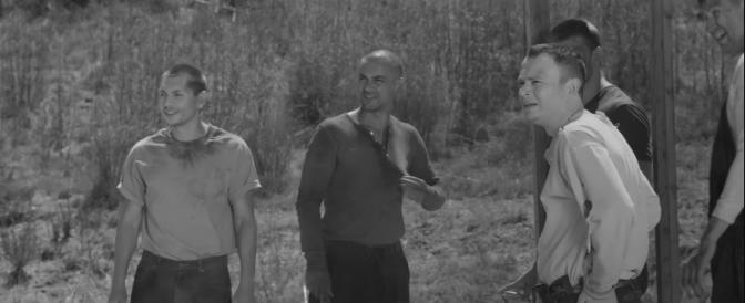 Karaganda. Cómo hacer un buen filme. Sí, de EEUU