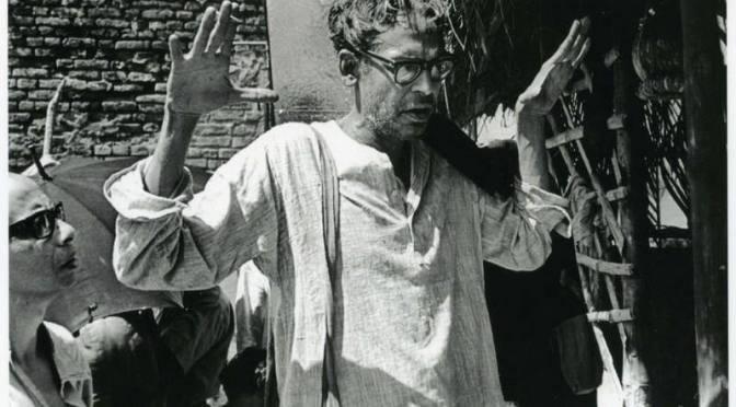 Ritwik Ghatak, brillante y abrasivo