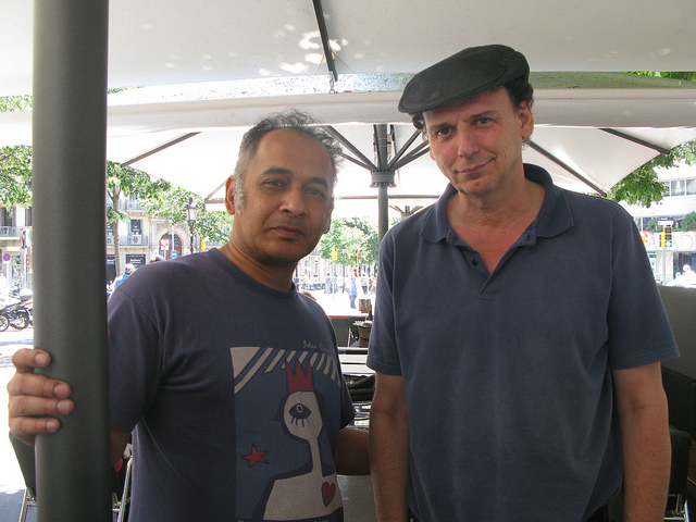 Una fascinante entrevista a José Luis Guerín.