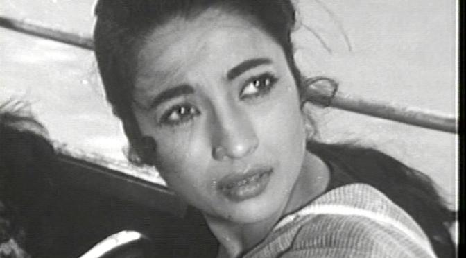Homenaje a Suchitra Sen en Imagineindia 2016