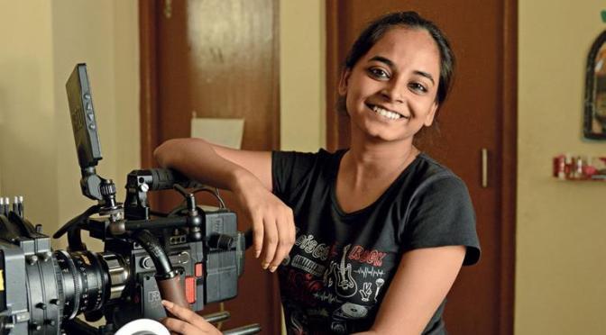 Modhura Palit, ganadora en Cannes, jurado en Imagineindia