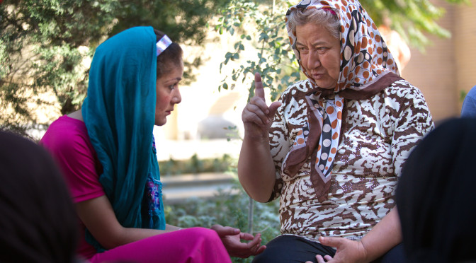 The Marriage Project (Atieh A. / Hesam Eslami) Irán