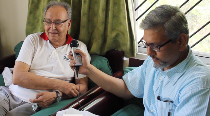 Soumitra Chatterjee – Un hábito en nuestras vidas