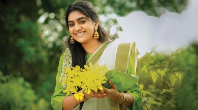 Nimisha Sajayan gana el Segundo Premio en Imagineindia 2021